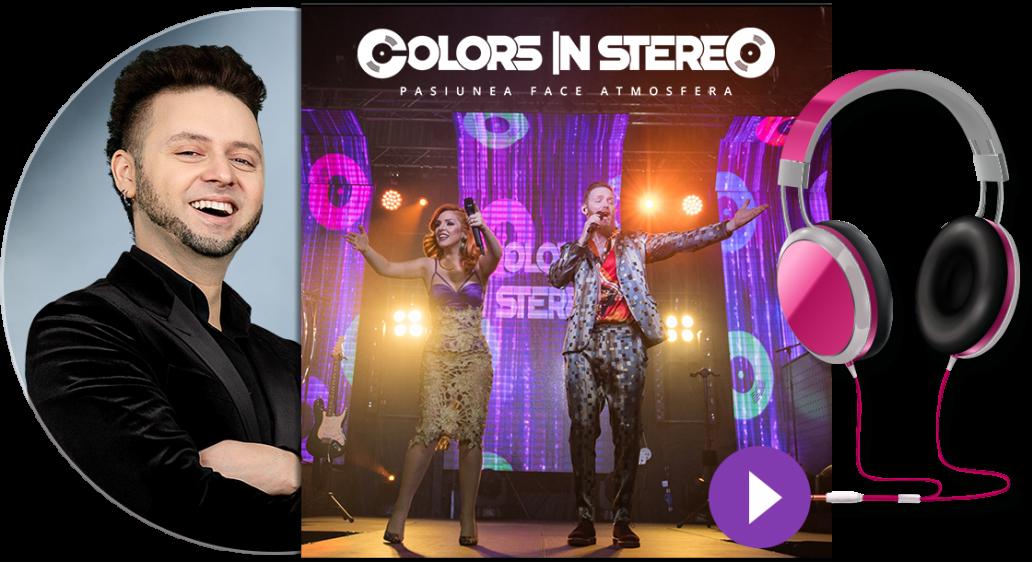 Cantemir Neacsu - ColorsInStereo